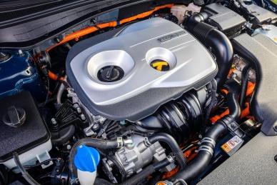 2017款 起亚 K5(进口)Hybrid 官图 动力底盘