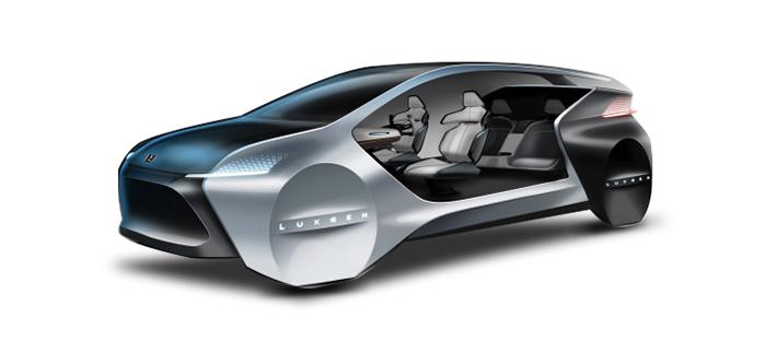 2018款 纳智捷 AI Concept 头图