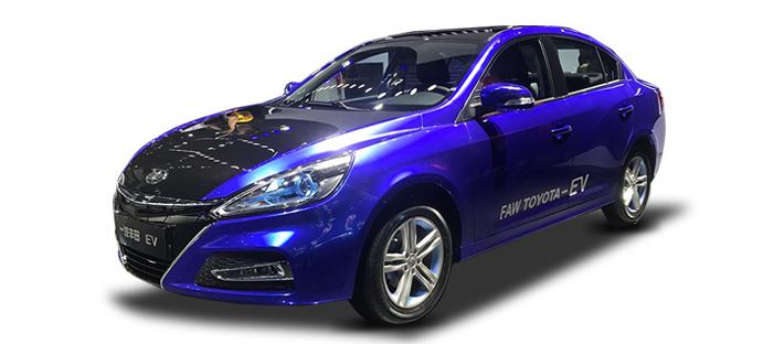 2018款 丰田 EV  头图