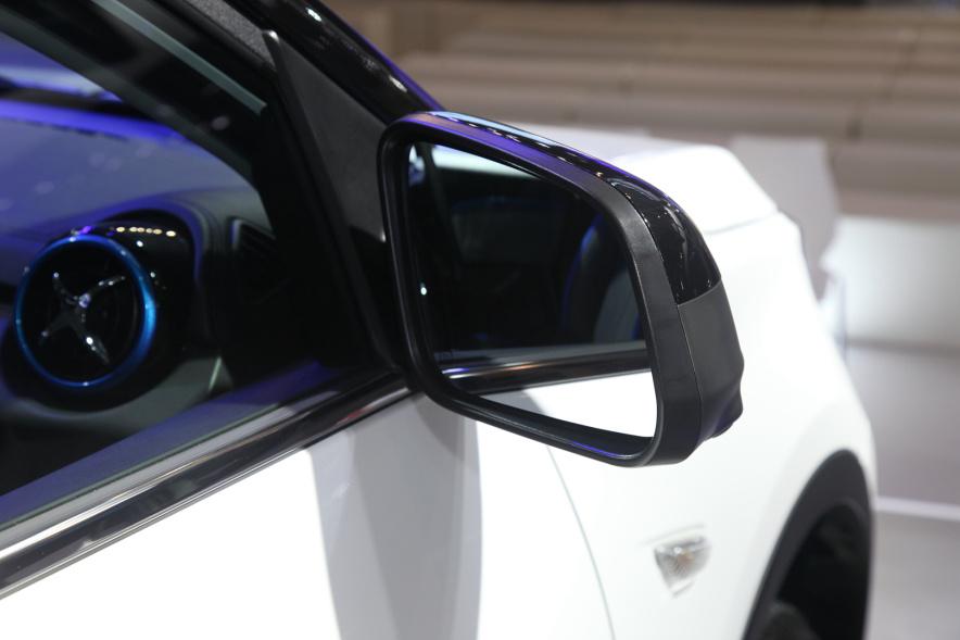 2018款 东南 DX3 EV400 车展 外观