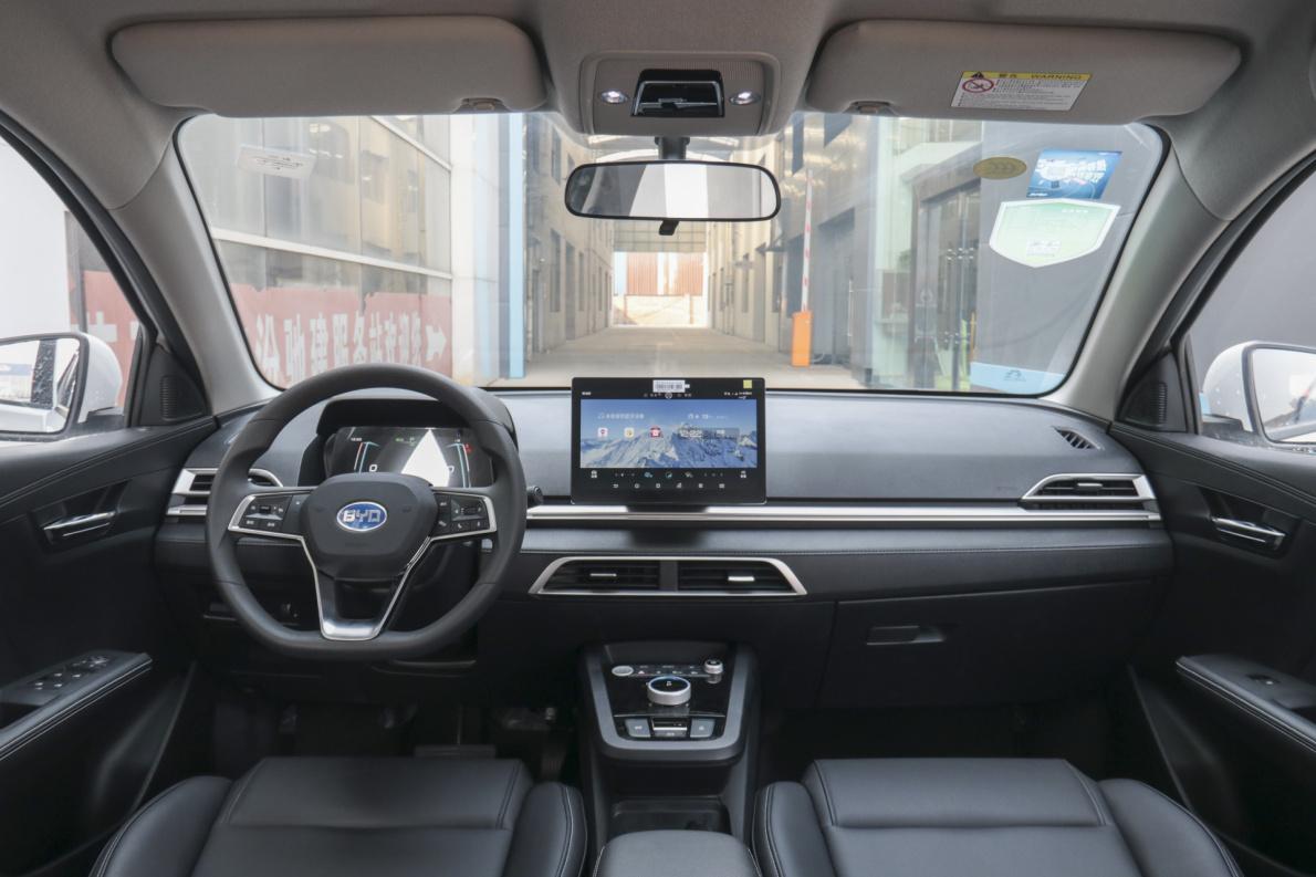 2019 比亚迪e2 标准续航舒适版