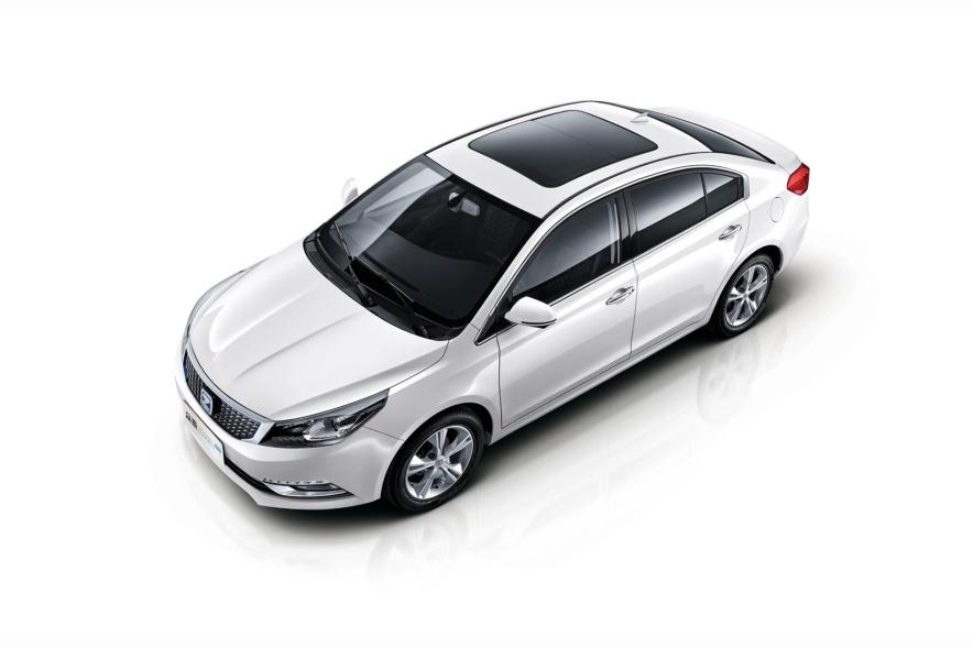 2019 众泰 Z500EV 尊贵型 白色