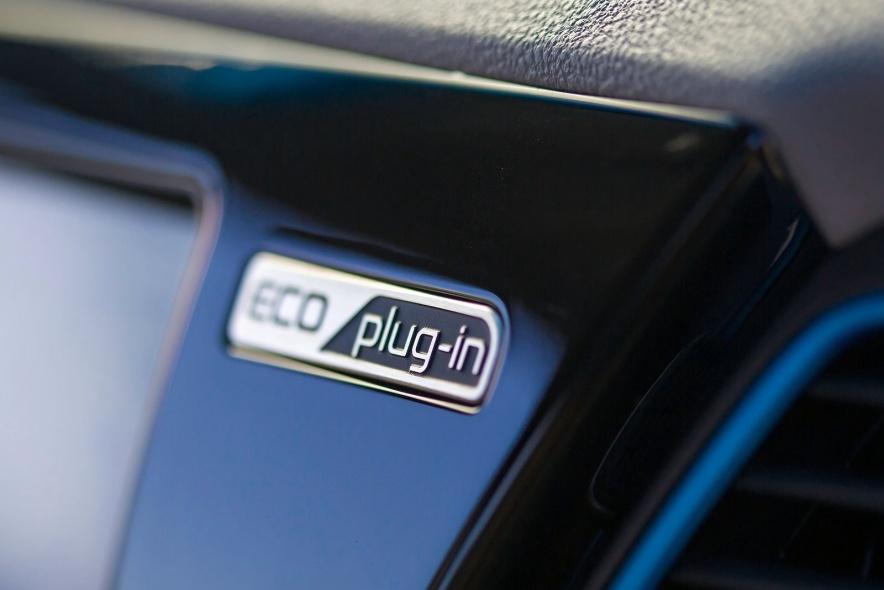 2018款 起亚 Niro Plug-In Hybrid 官图 细节