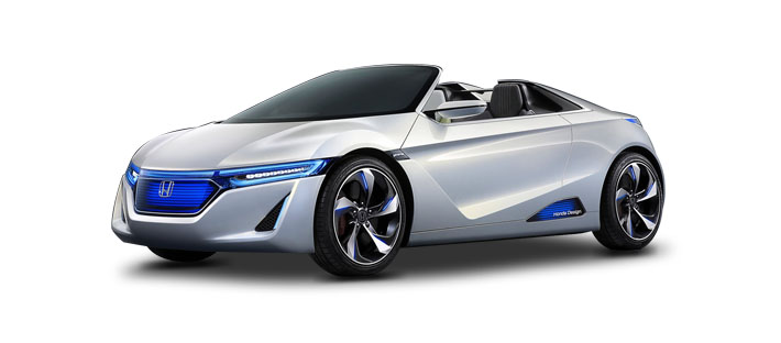 2011款 本田 EV-Ster Concept 头图