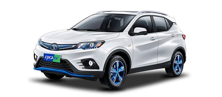 2018款 东南 DX3 EV 头图