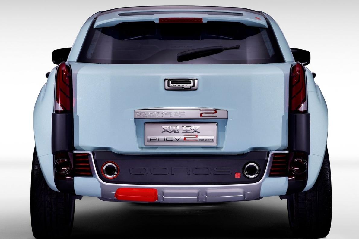 2015款 观致 观致2 SUV PHEV Concept 官图 外观细节