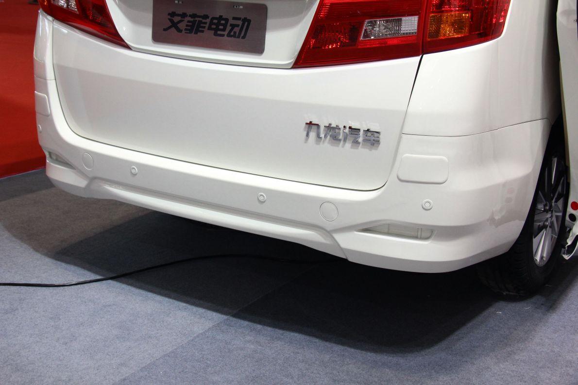 2017款九龙EF5 车展 细节