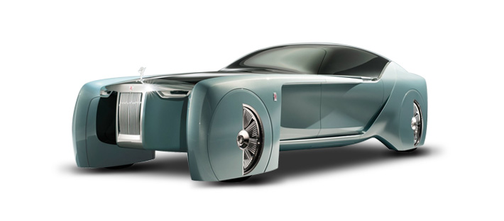 2016款 劳斯莱斯 Vision Next 100 103EX Concept 头图