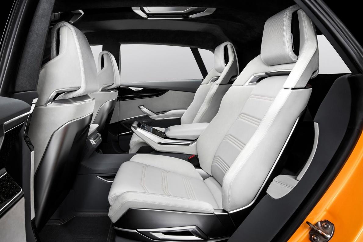 2017款 奥迪Q8 Sport Concept 官图 座椅空间