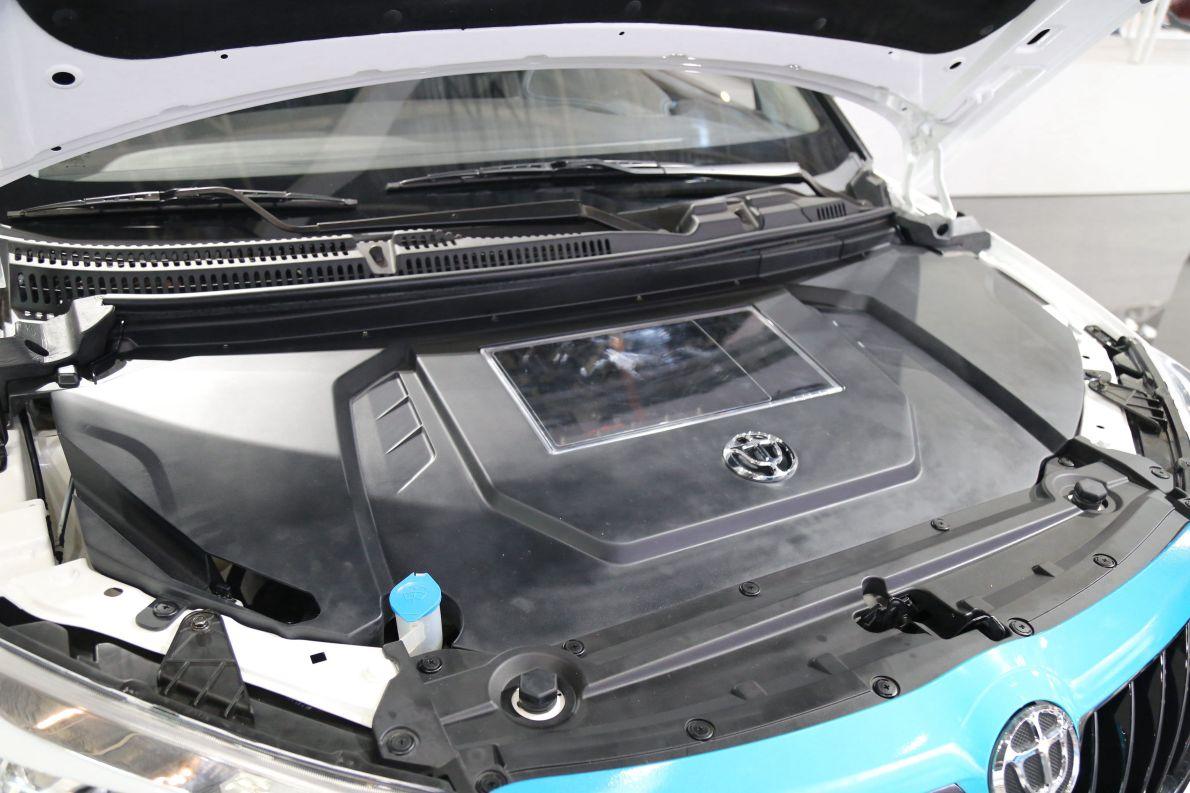 2016款 中华V3EV 车展 动力底盘