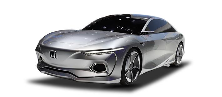 2018款 本田 C001 Concept 头图