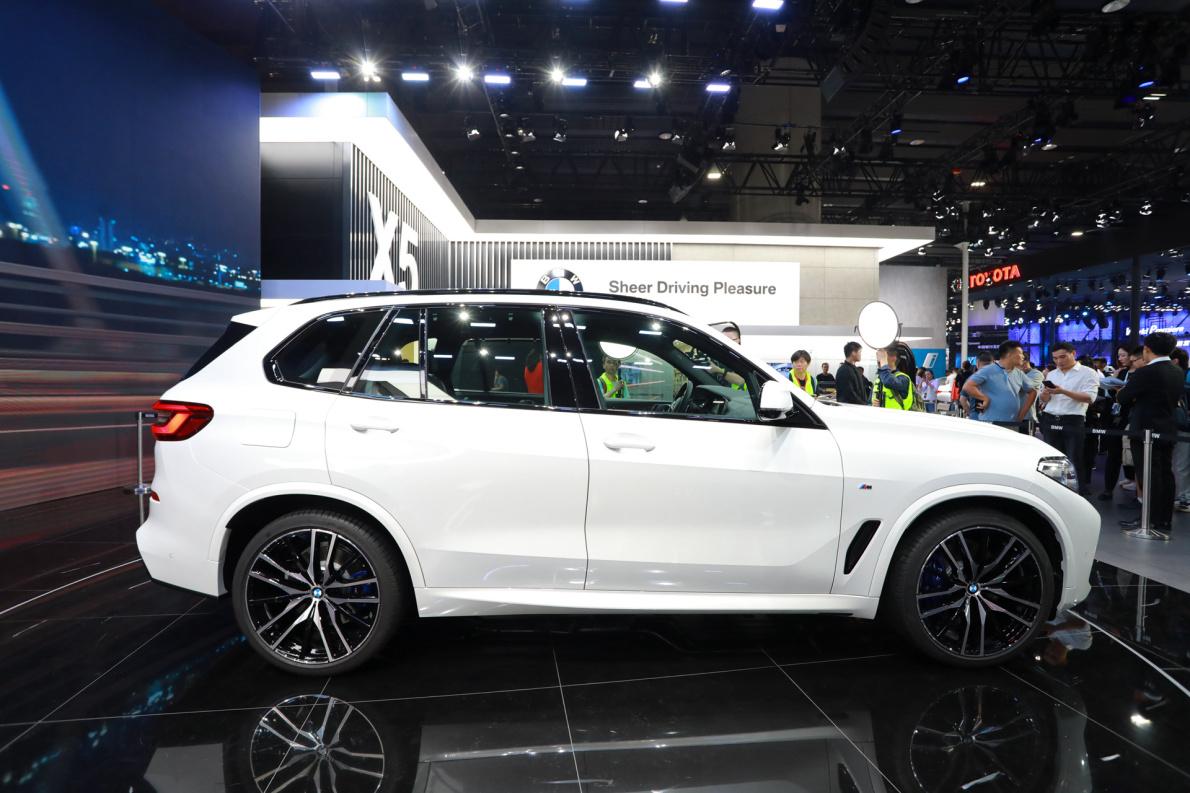 2019款 宝马 X5 xDrive40i 车展 外观
