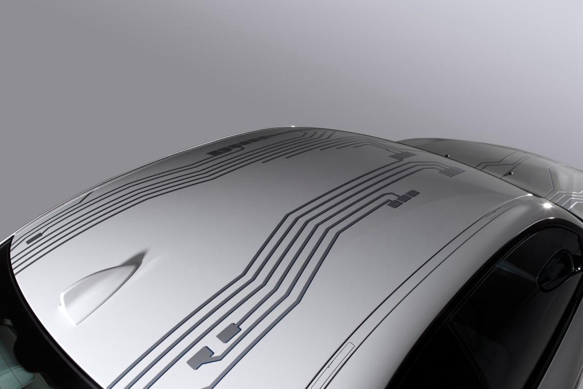 2011款 宝马1系 ActiveE Concept 官图 外观细节
