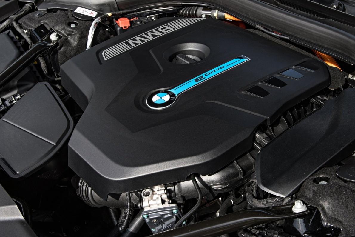 2016款 740Le xDrive iPerformance 官图 动力底盘