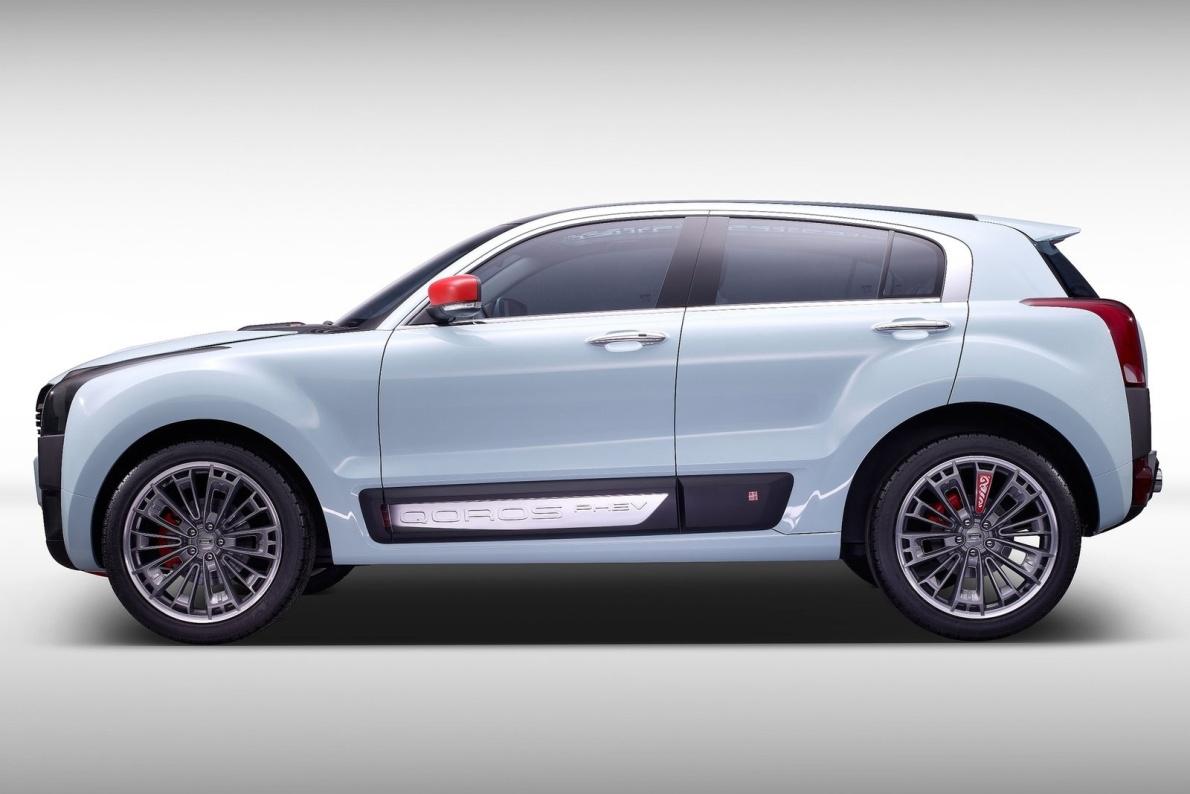2015款 观致 观致2 SUV PHEV Concept 官图 外观