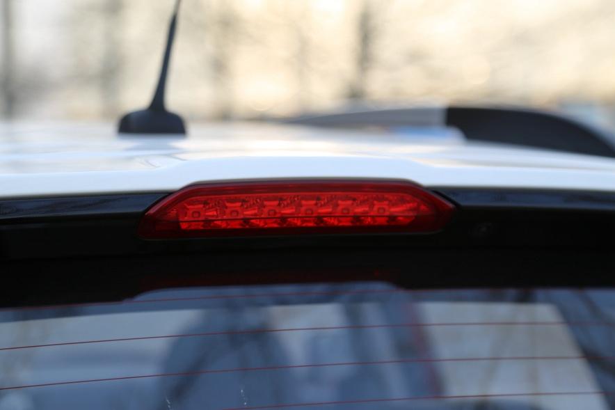 2018款 长按 CS15 EV350i 闪光炫彩橙黄 实拍 外观细节