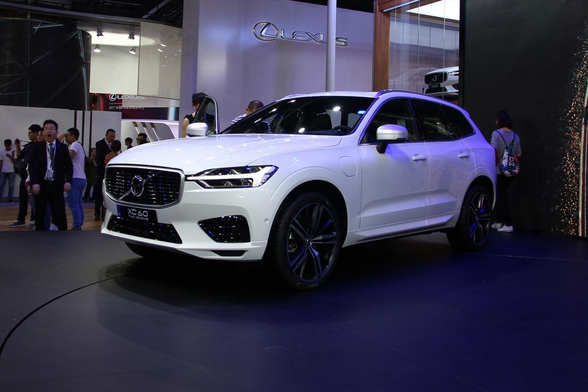 2018款 沃尔沃 XC60 T8 车展 外观