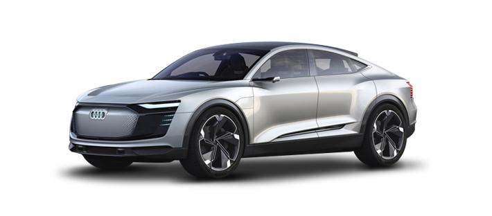 2017款 奥迪 e-tron Sporback Concept 头图