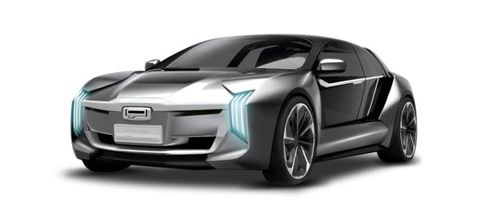 2017款 观致 Model K-EV 头图