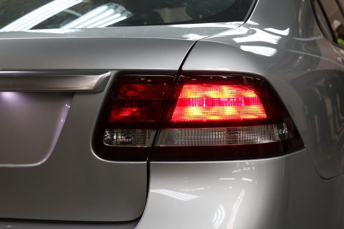 2018款 国能新能源9-3 EV 车展 外观细节