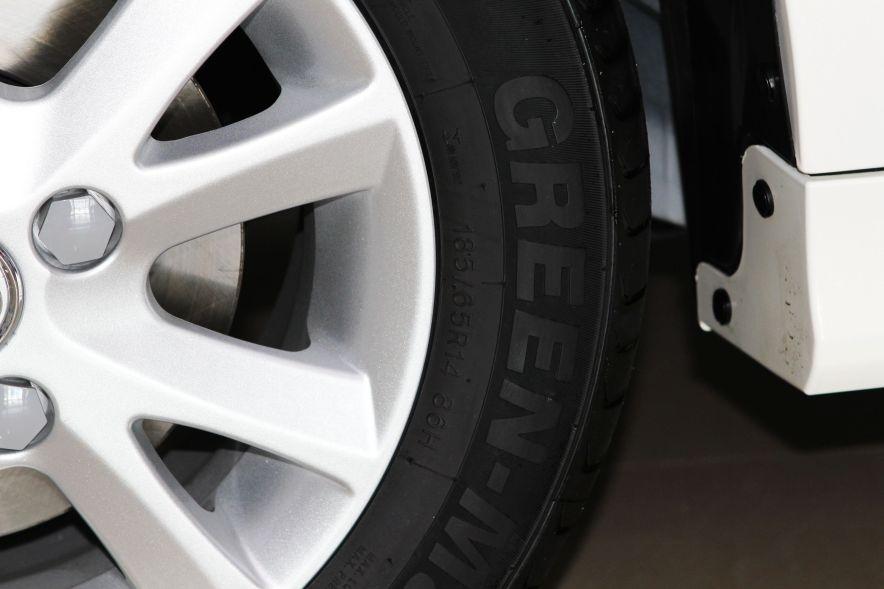 2015款 EV160轻秀版 外观细节