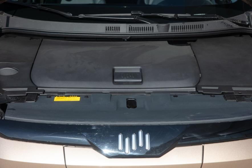 2019款 威马EX5 Lite探索版520 金色