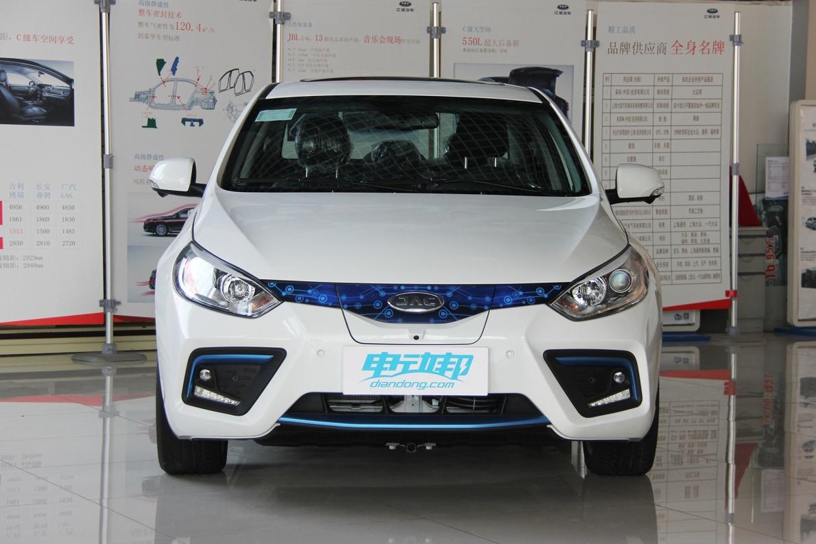 2018款 江淮 iEVA50 基本型 实拍 外观