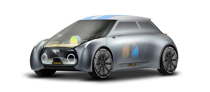 2016款 MINI Vision Next 100 Concept 头图