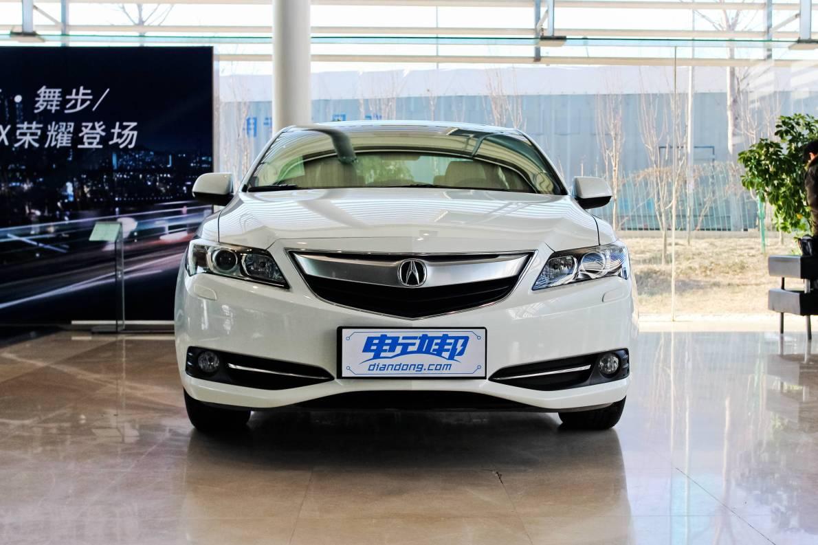 2013款ILX 1.5L Hybrid 实拍 外观