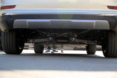 2017款 荣威 ERX5 EV400 银叶金 实拍 动力底盘