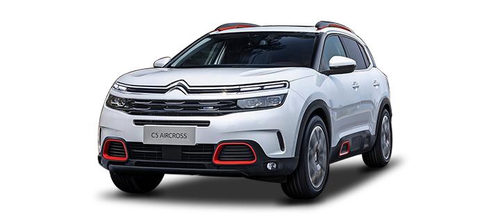 2018款 雪铁龙 C5 Aircross Concept 头图