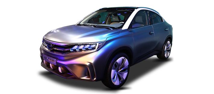 2016款 广汽传祺EV Coupe 基本型