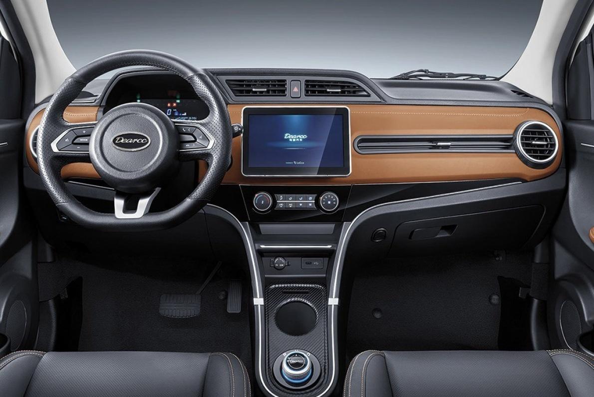2017款 电咖 EV10 基本型 官图 内饰