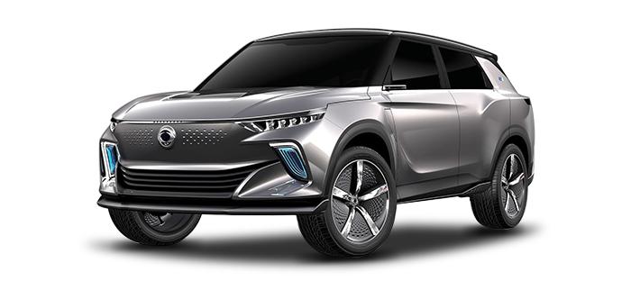 2018款 双龙 e-SIV EV Concept 头图