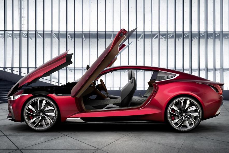 2017款 MG E-motion Concept 官图 外观