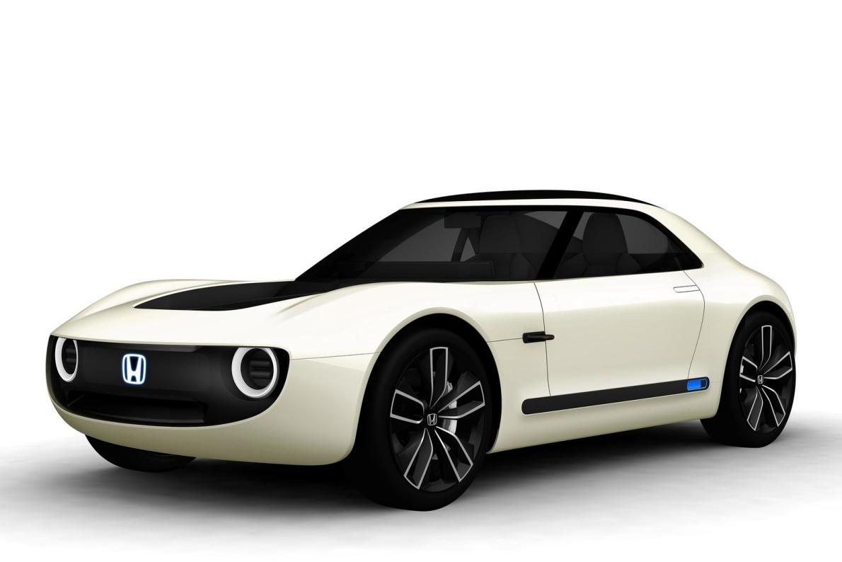 2018款 本田 Sports EV Concept 官图 外观