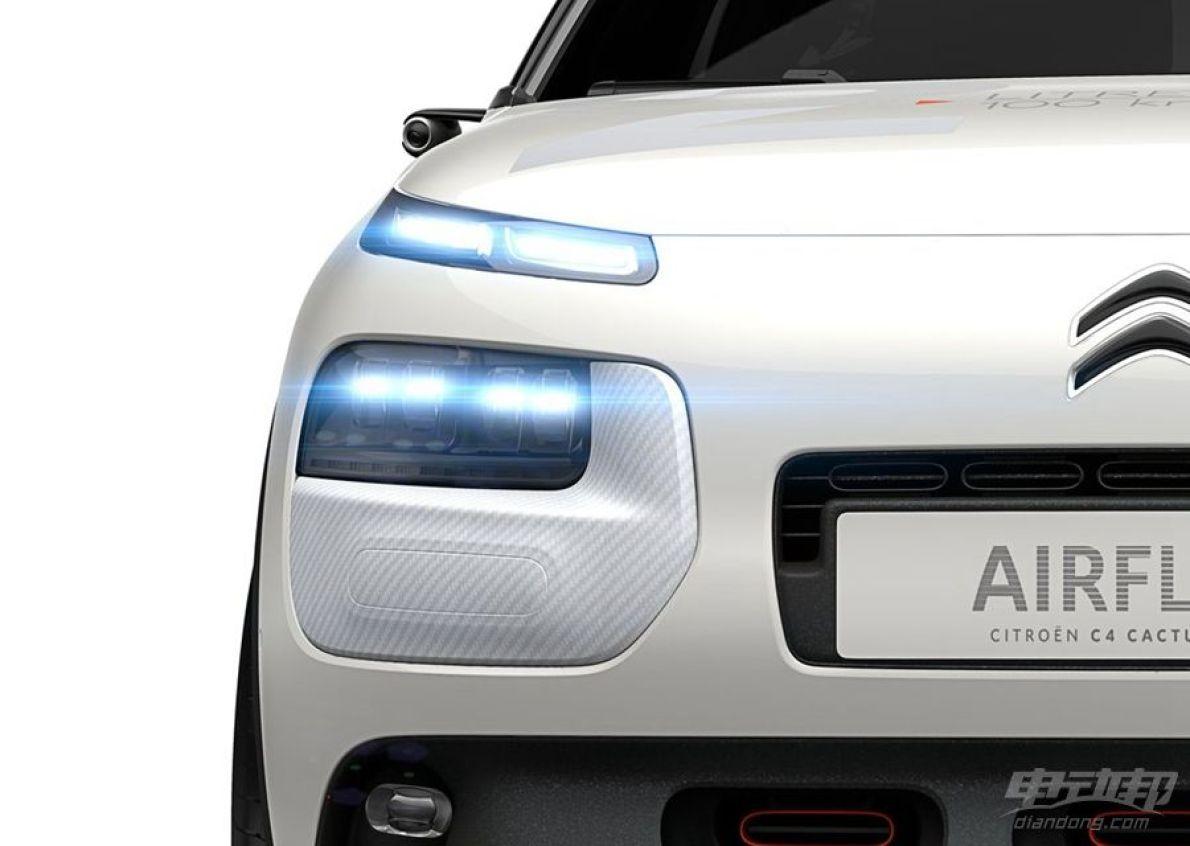 2014款 雪铁龙C4 Catus Airflow