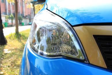 2016款 江铃 E100 标准型 实拍 外观细节