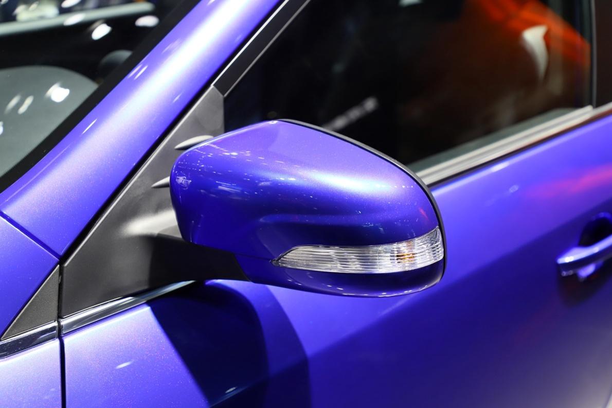 2018款 丰田 Concept 车展 细节