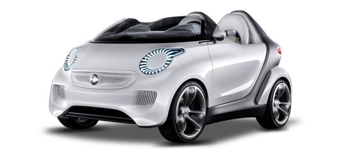 2011款 Smart forspeed Concept 头图