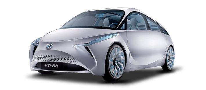 2012款 丰田 FT-BH Concept 头图