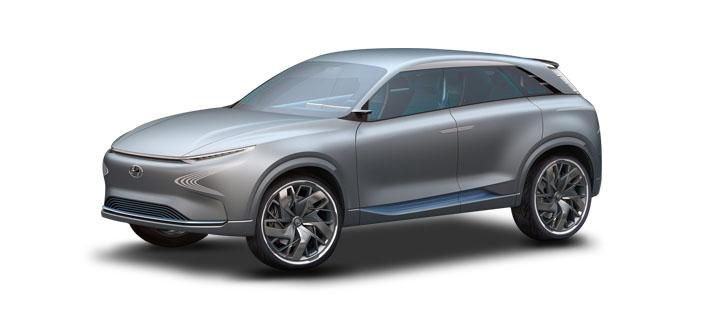 2017款 FE Fuel Cell Concept 头图