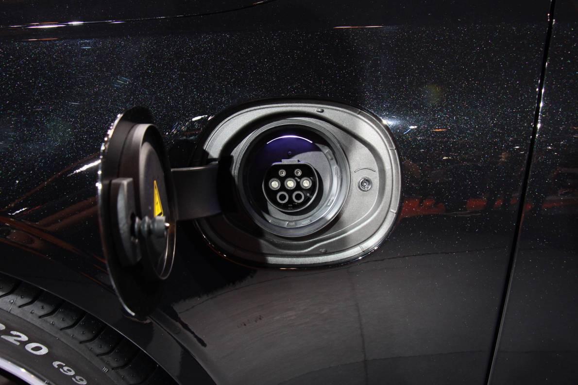 2017款沃尔沃S90 T8 车展
