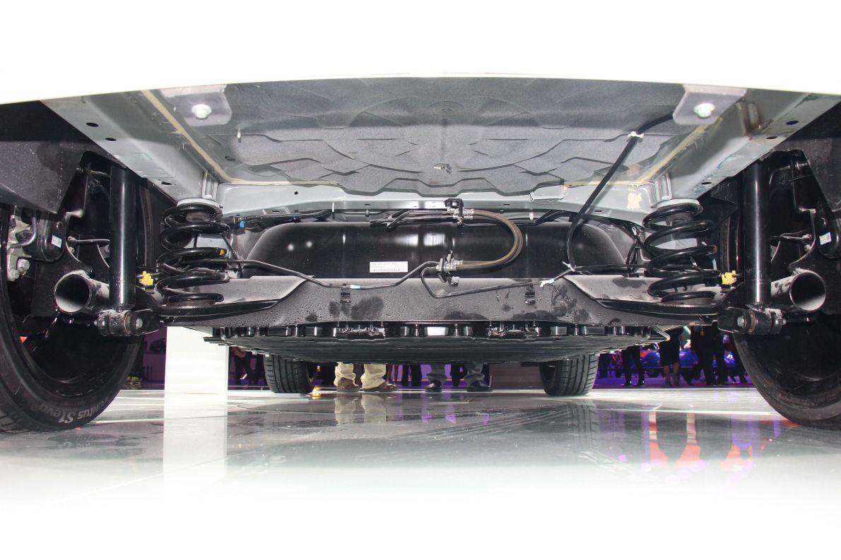 2017款东风风神AX5 车展 动力