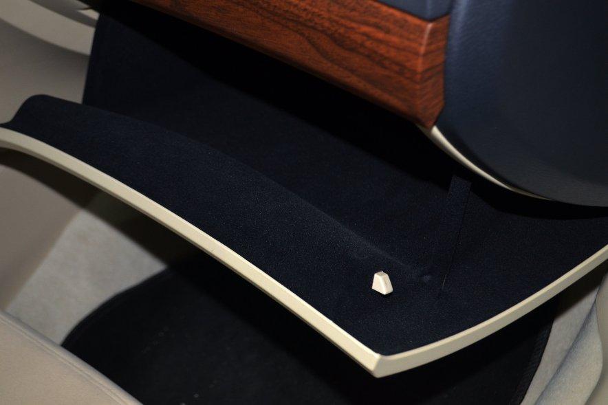 2016款 广汽传祺GA5 PHEV 尊享版 象牙白 实拍 座椅空间