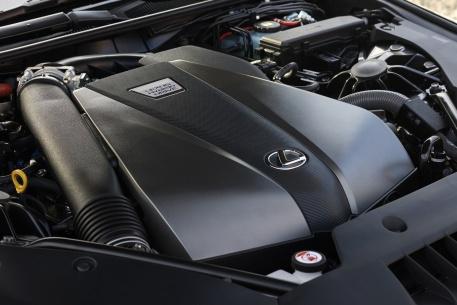 2017款 雷克萨斯 LC 500h 官图 动力底盘
