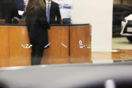 2018款 雷克萨斯 LS 500h 行政版 实拍 内饰