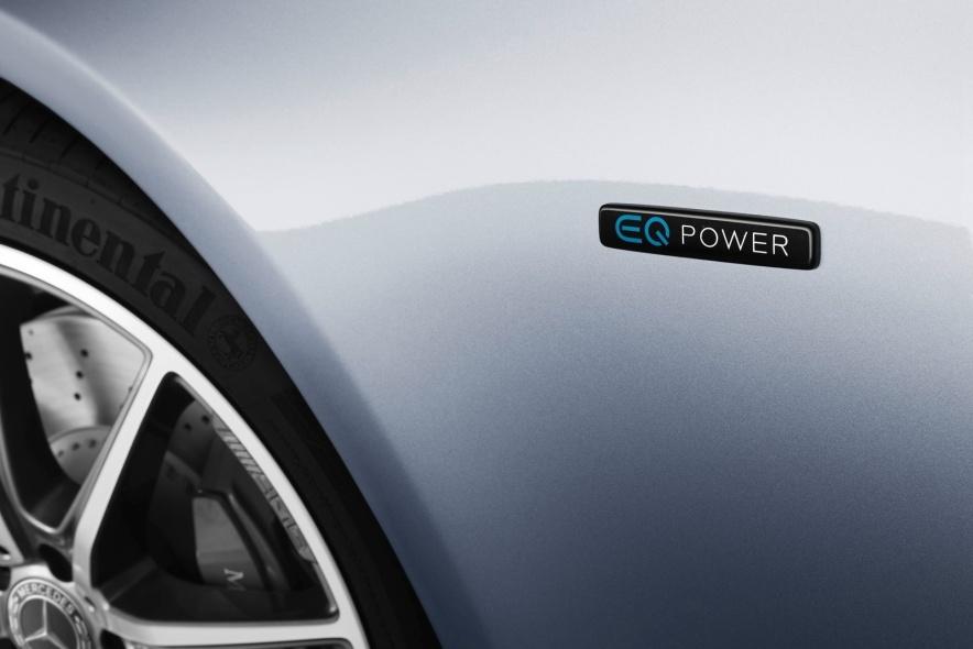 2018款 奔驰 S 560 e 官图 细节
