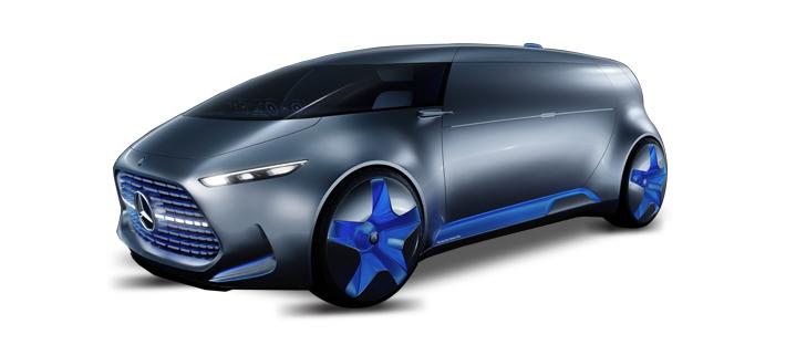 2020款 奔驰Vision Tokyo Concept 头图