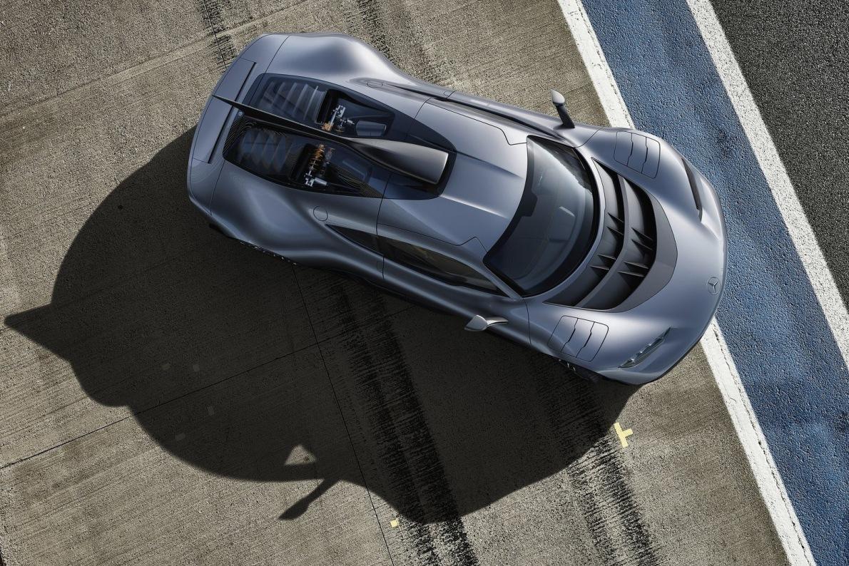 2017款 梅赛德斯-奔驰 AMG Project ONE 官图 外观